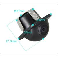 Quality Reverse aid Wireless car camera  DC12V  rear view camera color CMOS 1/3 and 1/4 inch distance line for sale