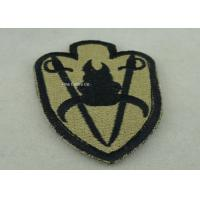 Wholesale Sew On Handmade Custom Embroidery Patches For Clothes , Eco Friendly from china suppliers
