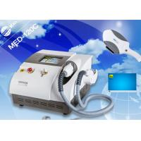 Wholesale Professional OPT SHR Hair Removal Hair Depilation Machine 2000W Frequency 1 - 10 Hz from china suppliers