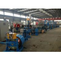 Wholesale Fuchuan Plastic Extruder Machine For Electric Wire Power Wire Insulated Sheathing from china suppliers