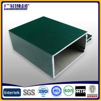 Wholesale big profile aluminium for unitized curtain walls from china suppliers