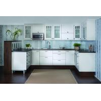 Buy cheap high gloss color kitchen furniture modern design furniture from wholesalers