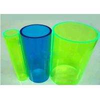 Wholesale Coloured Transparent Cast Acrylic Tube Plexiglass 1mm - 50 Mm Thickness from china suppliers