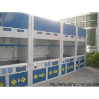 Wholesale High Level FRP Lab Fume Hood Designed For Laboratory Ventilation System Project from china suppliers