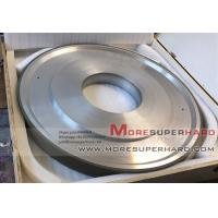 Wholesale 900mm Diamond Grinding Wheel For Thermal Spray WC coated Materials-julia@moresuperhard.com from china suppliers