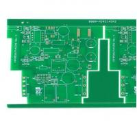 Quality 4 Layers Fr4 Printed Circuit Board 1oz HASL PCB  For High Frequency Power Supply for sale
