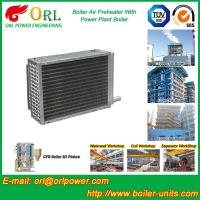 Wholesale Power Plant CFB Boiler APH / Regenerative Air Preheater For Boiler from china suppliers
