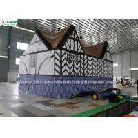 Quality Custom Inflatable Pub Tent With Full Printing For Outdoor Inflatable Bar Party for sale