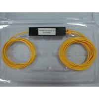 Wholesale 1x2 Fiber Optic Splitter without Connectors, ABS package,  3.0mm Cable from china suppliers