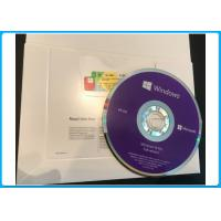 Buy cheap Home / Business Windows 10 Pro 32/64bit OEM pack Globally 100% Activate Online never used support all language from wholesalers