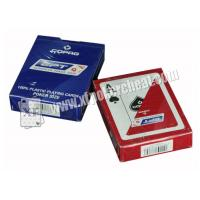 Wholesale 2 Jumbo Index Gambling Props Copag EPT Playing Cards For Casino Games from china suppliers