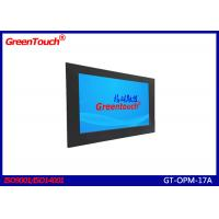 Wholesale High Performance Open Frame 17 Inch Touch Screen Monitor For Hotel Reception from china suppliers