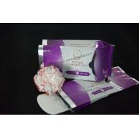 Wholesale Colorful Side Gusset Sanitary Napkin Bags Laminated Material Fastsincere Design from china suppliers