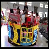 Wholesale Crazy carnival rides for sale! amusement disco mini tagada 10 seats from china suppliers