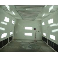 Wholesale Industrial Spray booth/Paint Booth/Car Painting Oven (CE,semi down draft,European design) from china suppliers
