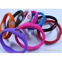 Quality power silicone watch for sale