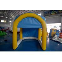 Wholesale 3L * 2W * 2.5Hm Air Sealed / Airtight Inflatables Ticket Booth For Advertising from china suppliers
