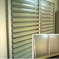 Wholesale Blind / Shutter Industrial Aluminum Profile , Louver / Jalousie Extrusion Profiles from china suppliers