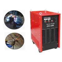 Wholesale Industrial DC Inverter MMA Welding Machine , MMA Welding Equipment SCR Control from china suppliers