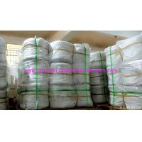 Wholesale Raw White Color Flame Retardent Filler Yarn For Electrical Cable / Wire Filling from china suppliers