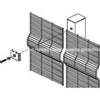 Wholesale Heavy Duty Anti Climb Security Fencing , 358 Welded Mesh Galvanized Wire Panels from china suppliers