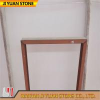 Wholesale Pure White Marble Tiles Slab Marble Stone Slab 16mm/18mm Thickness from china suppliers