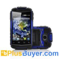 Wholesale Atlas - 3.5 Inch Rugged Android Phone (Water Resistant, Shockproof, Dustproof, Blue) from china suppliers