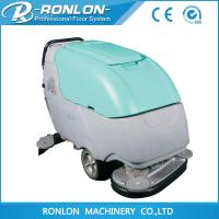 Wholesale CE approved walk behind floor scrubbing machines from china suppliers