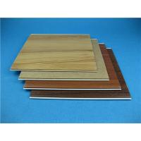 Quality Laminate Pattern DIY Natural PVC Wall Panels For Interior Home Decoration for sale