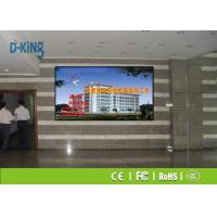 Wholesale P1.923 Airport Indoor Digital Signage Advertising With Brightness1600cd / Sqm from china suppliers