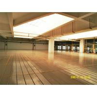 Wholesale Commercial Industrial Mezzanine Floors , Powder Coating Platform Floor System from china suppliers