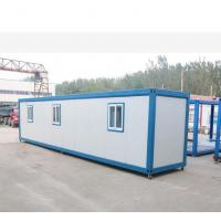 Wholesale modular sandwich panel morden disaster container house from china suppliers