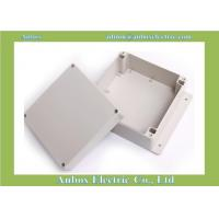 Wholesale 160*160*90mm IP65 ABS plastic junction box with flange wall-mounted box factory from china suppliers