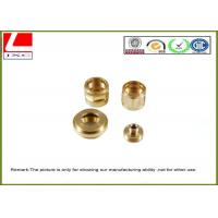 Wholesale Industrial CNC Brass shaft High Precision Mechanical Components from china suppliers