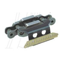 Quality Gray Steel Stenter Machine Spares Vertical Chain Corrosion Resistance for sale