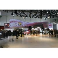 Wholesale Indoor Soft Flexible LED Screen IP65 65% Permeability Rate CE/ROHS/FCC Standard from china suppliers