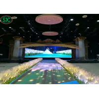 Wholesale High definition P6.25 SMD3528 full color led dance floor 1000mmx 500mm cabinet from china suppliers