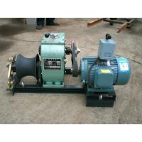 Wholesale Power Construction 3 Ton Electric Cable Pulling Winch With Electric Engine from china suppliers