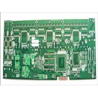 Wholesale FR4 1OZ boards thickness 4 layer pcb multilayer printed circuit board Silkscreen Blue from china suppliers