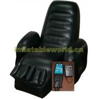Inflatable massage sofa