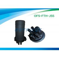 Wholesale Black 6 Splicing Fiber Optic Cable PC for Aerial / Buried / Pipe from china suppliers