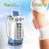 Wholesale Hot Selling 4 handles Cavitation RF HIFU Slimming Machine with depth 12mm from china suppliers