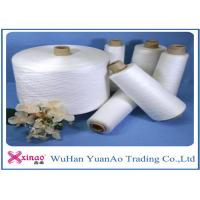 Wholesale Virgin 100% Polyester Spun Yarn for sewing Yarn 20/3 30/2 40/2 50/3 60/3 Spun Polyester from china suppliers