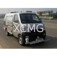 Wholesale Electrical Automatic Special Purpose Vehicles , 1320L Street Cleaning Equipment from china suppliers
