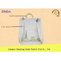 """Wholesale 12""""*16"""" Merchandise Die Cut Handle Matte Finish Gusset Base Heavy Duty Bags from china suppliers"""