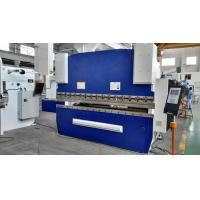Wholesale 3.2M Long CNC Mechanical Press Brake Machine 125T Bending Capacity SS Processing from china suppliers