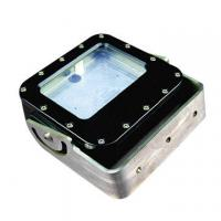 Wholesale Black Anodize Aluminum Led Housing Die Cast Parts For Stage / Mine Light from china suppliers