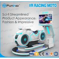 Wholesale High Speed Realistic Racing Simulator , Video Game Vr Headset Simulator from china suppliers