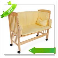 Wholesale 2015 New Fashion baby products Wood Baby Bed Adjustable Baby Crib from china suppliers