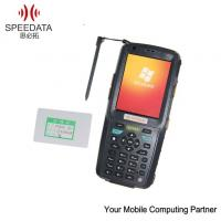 Wholesale SM-621B IP65 Rugged Windows Mobile Fingerprint Scanner with SIM Card Slot from china suppliers